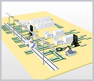 ファクトリーオートメーションシステム FAS